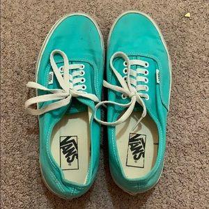 Vans shoes in women's 9/men's 7.5